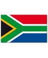 Landenvlag Zuid Afrika